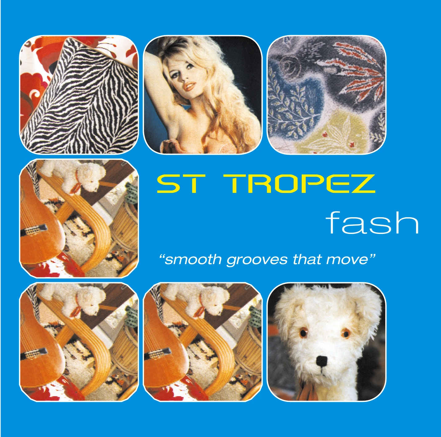 CD cover for St Tropez 2004